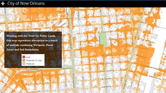 Apps get citizens involved in projects around New Orleans